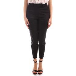Odjeća Žene  Chino hlačei hlače mrkva kroja Marella ALFONSA BLACK
