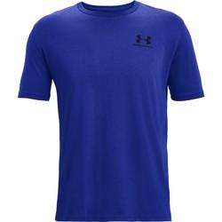 Odjeća Muškarci  Majice kratkih rukava Under Armour Sportstyle Left Chest Plava