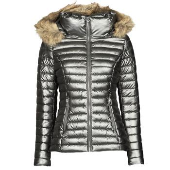 Odjeća Žene  Pernate jakne Les Petites Bombes ALIMA Siva