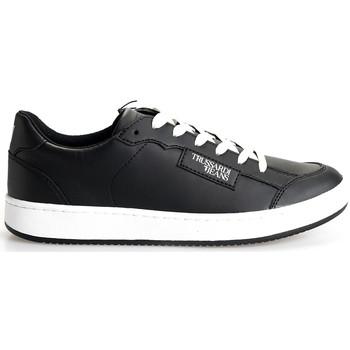 Obuća Muškarci  Slip-on cipele Trussardi  Crna