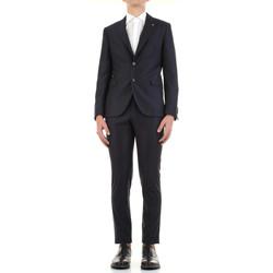 Odjeća Muškarci  Odijela Manuel Ritz 3030A3328-213032 Blu