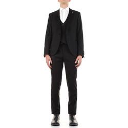 Odjeća Muškarci  Odijela Manuel Ritz 3030ARW3149-213050 Nero
