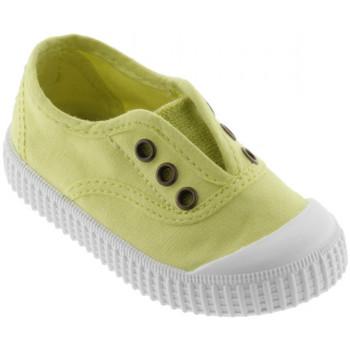 Obuća Djeca Niske tenisice Victoria 106627 Žuta