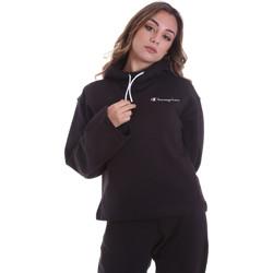 Odjeća Žene  Sportske majice Champion 113186 Crno