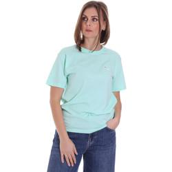 Odjeća Žene  Majice kratkih rukava Fila 687469 Zelena
