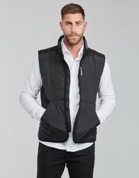 Odjeća Muškarci  Pernate jakne Calvin Klein Jeans PADDED VEST Crna
