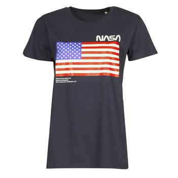 Odjeća Majice kratkih rukava Yurban ONASA Blue