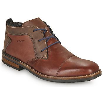 Obuća Muškarci  Derby cipele Rieker FALINDA Smeđa
