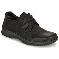 Obuća Muškarci  Derby cipele Rieker EARNA Crna
