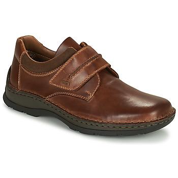 Obuća Muškarci  Derby cipele Rieker EARNA Smeđa