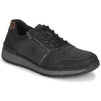 Obuća Muškarci  Derby cipele Rieker FOLLON Crna