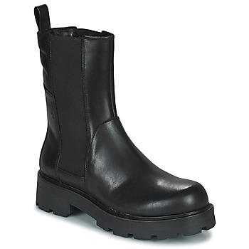 Obuća Žene  Polučizme Vagabond Shoemakers COSMO 2.1 Crna
