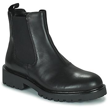 Obuća Žene  Polučizme Vagabond Shoemakers KENOVA Crna