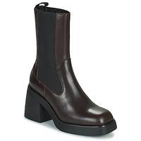 Obuća Žene  Gležnjače Vagabond Shoemakers BROOKE Smeđa