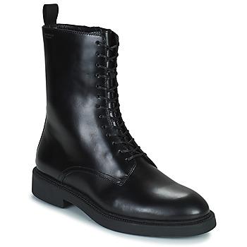 Obuća Žene  Polučizme Vagabond Shoemakers ALEX W Crna