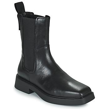 Obuća Žene  Polučizme Vagabond Shoemakers JILLIAN Crna
