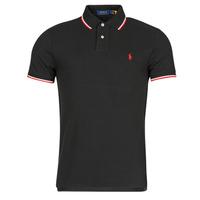 Odjeća Muškarci  Polo majice kratkih rukava Polo Ralph Lauren CALMIRA Crna