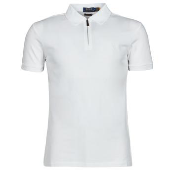 Odjeća Muškarci  Polo majice kratkih rukava Polo Ralph Lauren BATTYNA Bijela