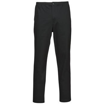 Odjeća Muškarci  Hlače s pet džepova Polo Ralph Lauren ALLINE Crna