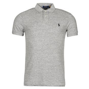 Odjeća Muškarci  Polo majice kratkih rukava Polo Ralph Lauren DOLINAR Siva