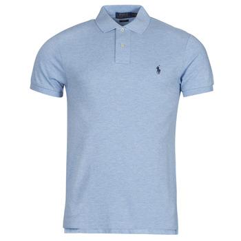 Odjeća Muškarci  Polo majice kratkih rukava Polo Ralph Lauren DOLINAR Blue