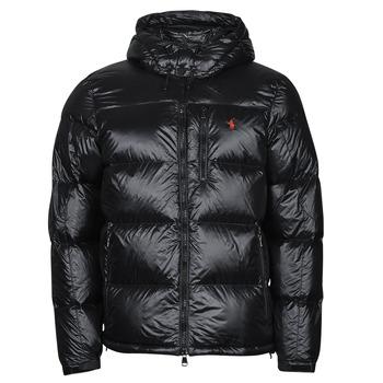 Odjeća Muškarci  Pernate jakne Polo Ralph Lauren HULINU Crna