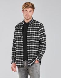 Odjeća Muškarci  Košulje dugih rukava Polo Ralph Lauren PERINE Crna