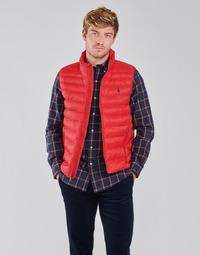 Odjeća Muškarci  Pernate jakne Polo Ralph Lauren PEROLINA Red