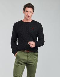 Odjeća Muškarci  Puloveri Polo Ralph Lauren SERINA Crna