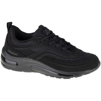 Obuća Muškarci  Derby cipele & Oksfordice Kappa Squince Crna