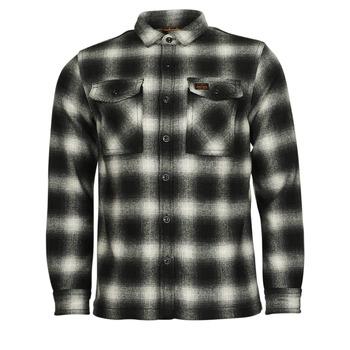 Odjeća Muškarci  Kratke jakne Superdry Wool Miller Overshirt Crna