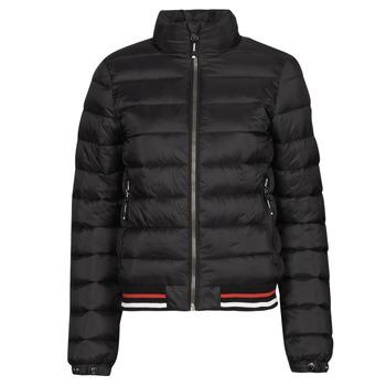 Odjeća Žene  Pernate jakne Superdry FUJI BOMBER Crna