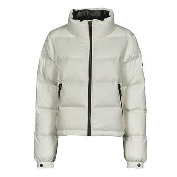 Odjeća Žene  Pernate jakne Superdry ALPINE LUXE DOWN JACKET Bijela