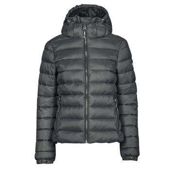 Odjeća Žene  Pernate jakne Superdry CLASSIC FUJI PUFFER JACKET Siva