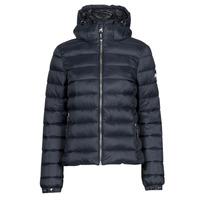 Odjeća Žene  Pernate jakne Superdry CLASSIC FUJI PUFFER JACKET Blue