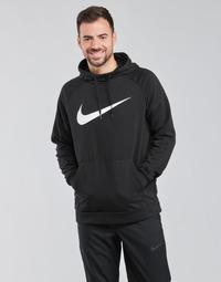 Odjeća Muškarci  Sportske majice Nike NIKE DRI-FIT Crna