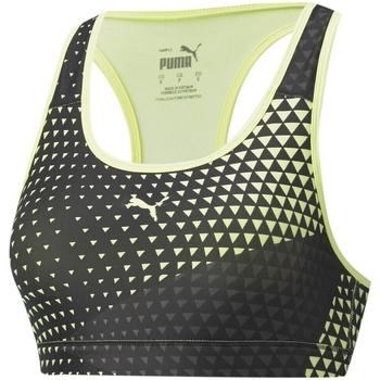 Odjeća Žene  Sportski grudnjaci Puma Mid Impact 4Keeps Graphic Siva