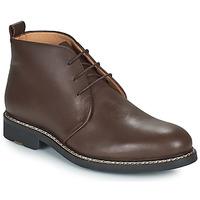 Obuća Muškarci  Derby cipele Pellet MIRAGE Smeđa