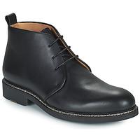 Obuća Muškarci  Derby cipele Pellet MIRAGE Crna