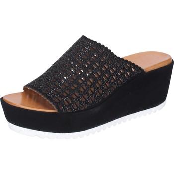 Obuća Žene  Natikače Femme Plus Sandale BJ890 Crno