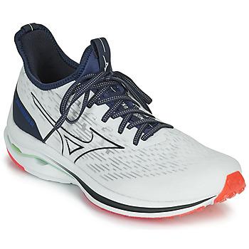 Obuća Muškarci  Running/Trail Mizuno WAVE RIDER NEO Bijela / Blue