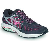 Obuća Žene  Running/Trail Mizuno WAVE ULTIMA 11 Blue / Ružičasta