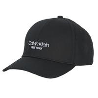 Tekstilni dodaci Šilterice Calvin Klein Jeans CK NY BB CAP Crna