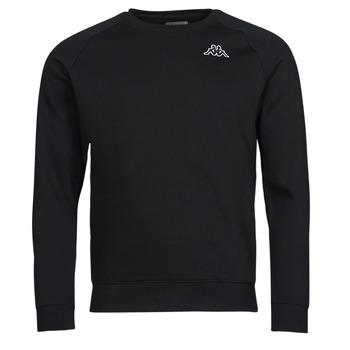 Odjeća Muškarci  Sportske majice Kappa CAIMALI Crna