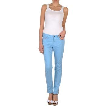 Odjeća Žene  Hlače s pet džepova Brigitte Bardot AUBE Blue