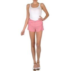 Odjeća Žene  Bermude i kratke hlače Brigitte Bardot MAELA Ružičasta