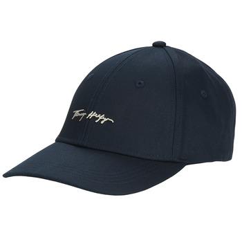 Tekstilni dodaci Žene  Šilterice Tommy Hilfiger SIGNATURE CAP Blue