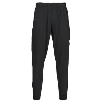 Odjeća Muškarci  Donji dio trenirke Nike NIKE DRI-FIT Crna / Bijela