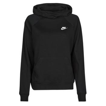 Odjeća Žene  Sportske majice Nike NIKE SPORTSWEAR ESSENTIAL Crna / Bijela