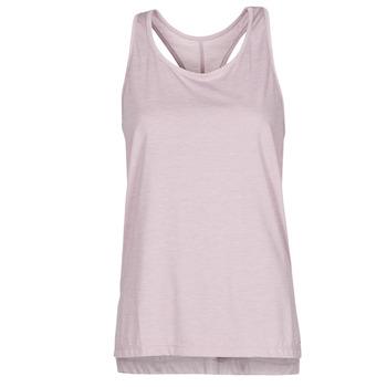 Odjeća Žene  Majice s naramenicama i majice bez rukava Nike NIKE YOGA Ljubičasta